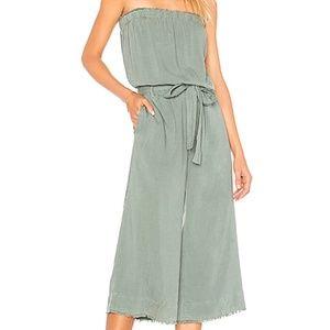Cloth & Stone Strapless Jumpsuit